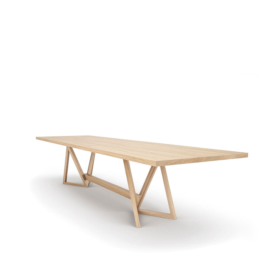 Belfakto Trimus Table in Solid Wood