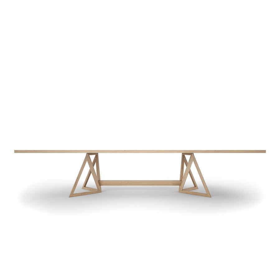Belfakto Trimus Table in Solid Wood, 2