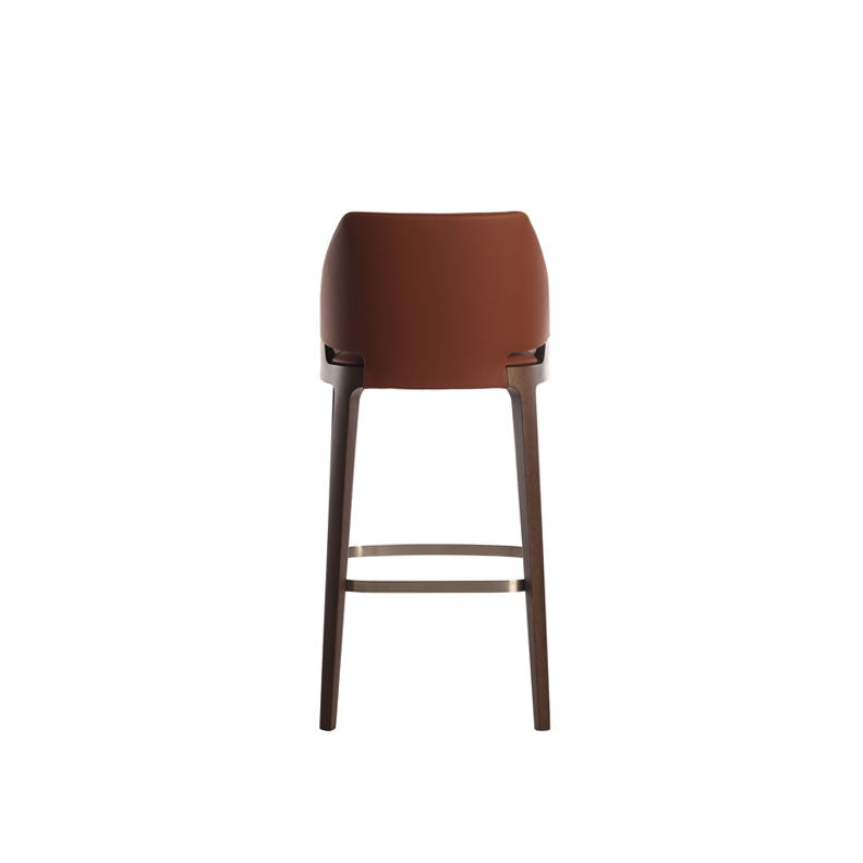 Potocco Velis Bar Stool, back | Spencer Interiors