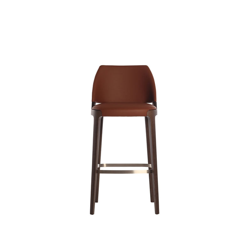 Potocco Velis Bar Stool, front | Spencer Interiors