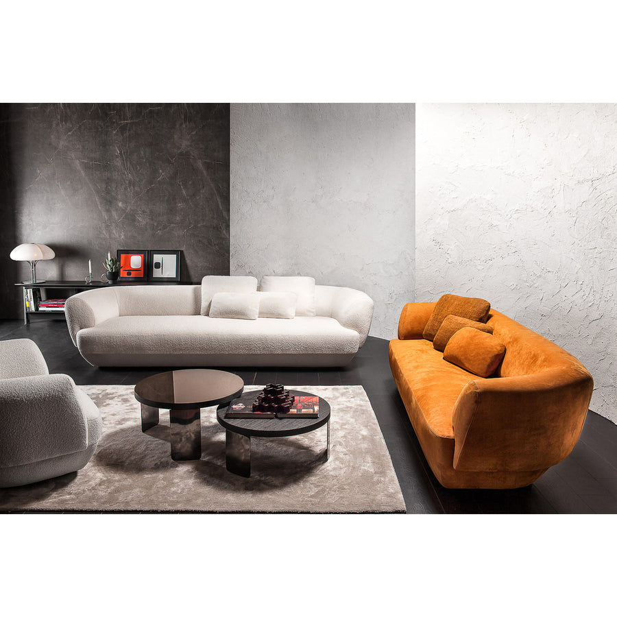 VIbieffe Confident Sofa , ambient 7 - Made in Italy
