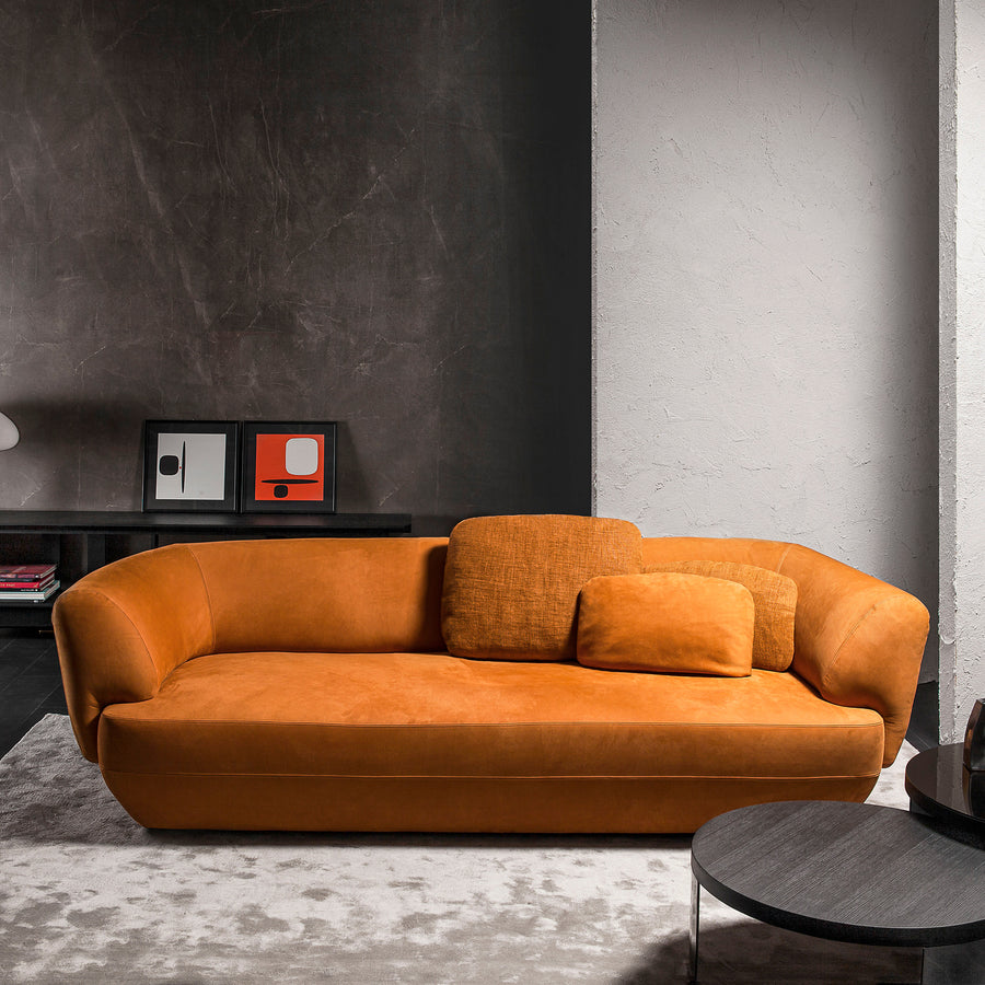 VIbieffe Confident Sofa , ambient 2 - Made in Italy
