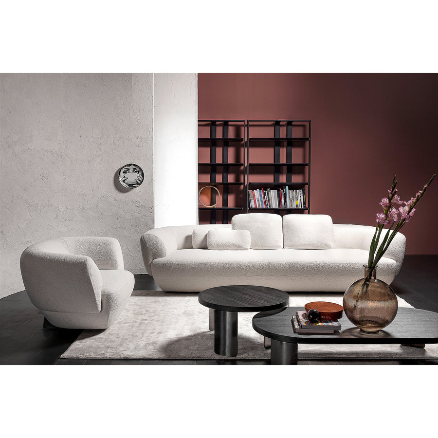 VIbieffe Confident Sofa , ambient 4 - Made in Italy