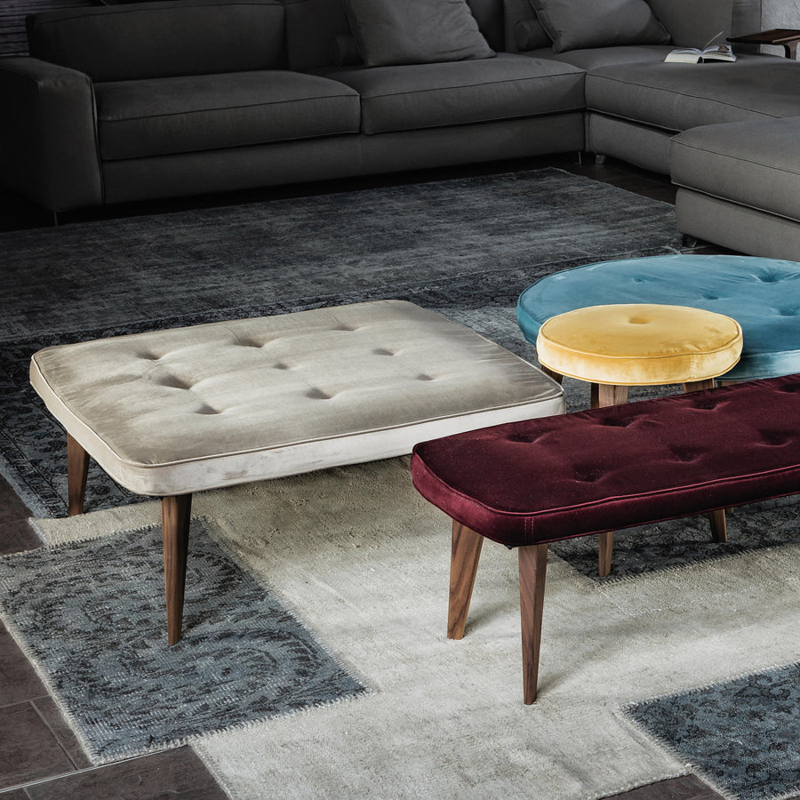 Vibieffe, Pancake Ottomans, made in Italy