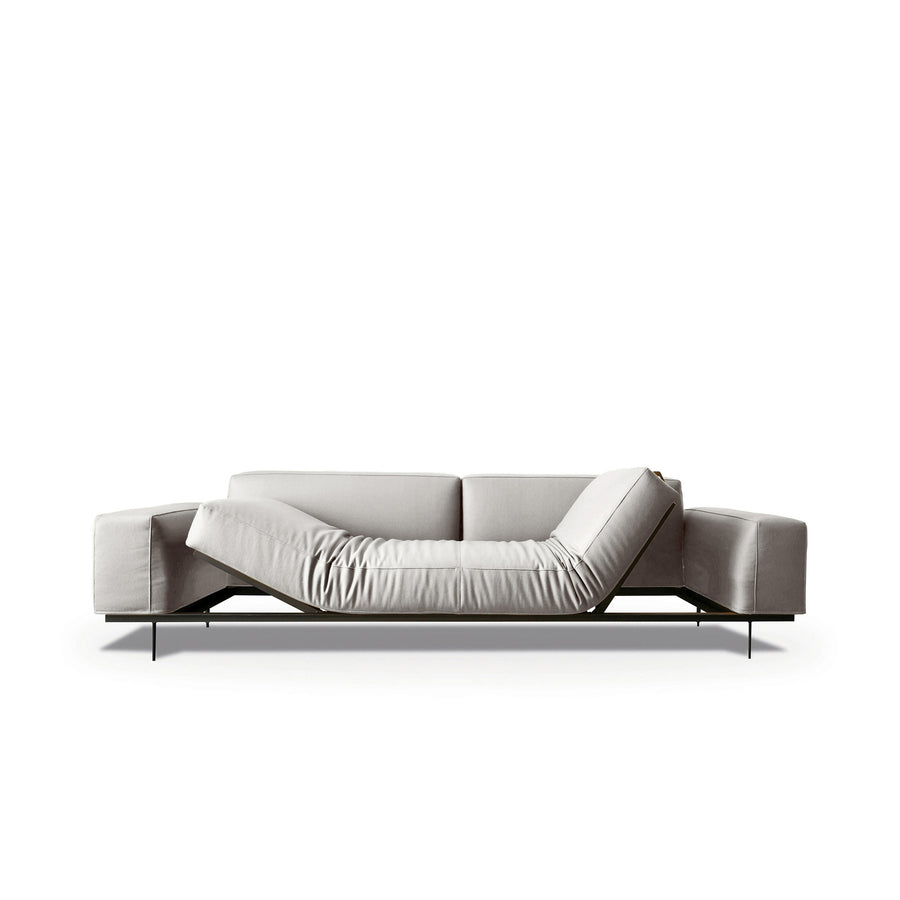 Vibieffe Sit Up Reclining Sofa 2, made in Italy - Spencer Interiors