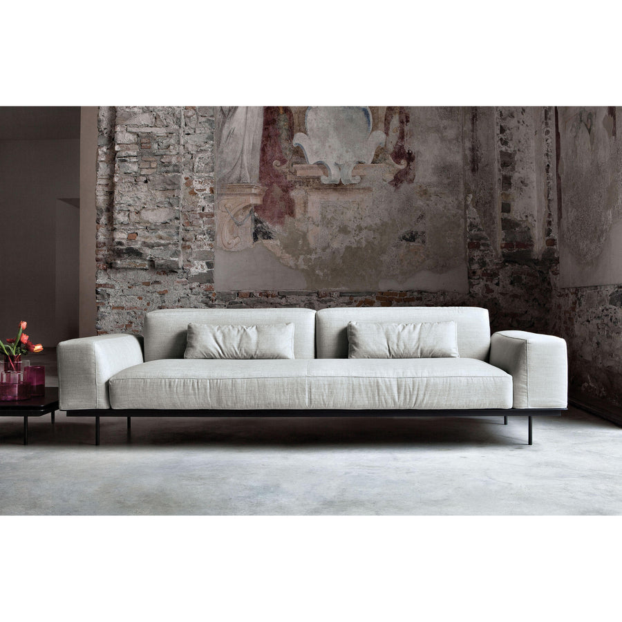 Vibieffe Sit Up Reclining Sofa 3, made in Italy - Spencer Interiors