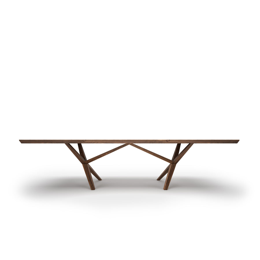 Yago Table in Solid Wood