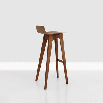 Morph Stool, Wood