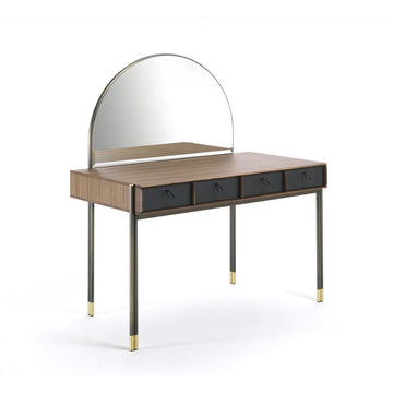 Porada Eley Desk with Mirror