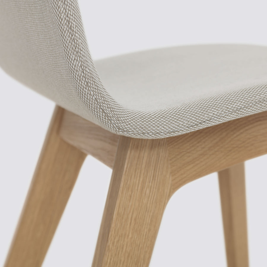 Morph Chair Fully Upholstered