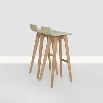 Morph Stool Fully Upholstered