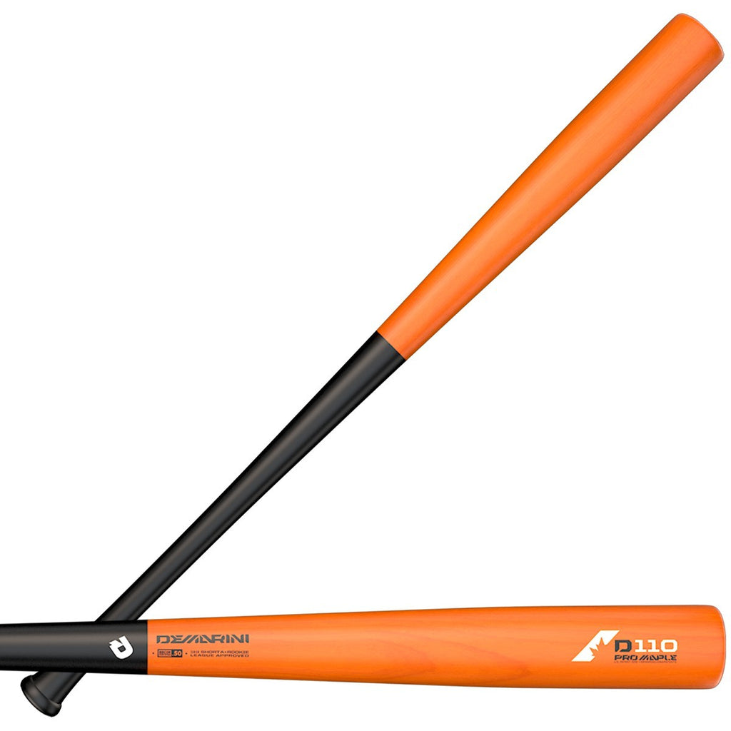 DE MARINI D110 PRO MAPLE WOOD COMPOSITE BASEBALL BAT