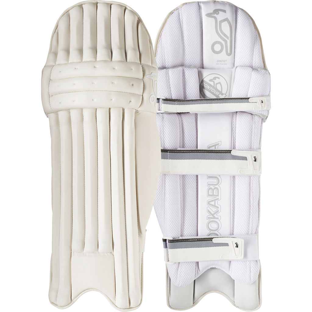 KOOKABURRA GHOST PRO PLAYERS BATTING PADS 18/19