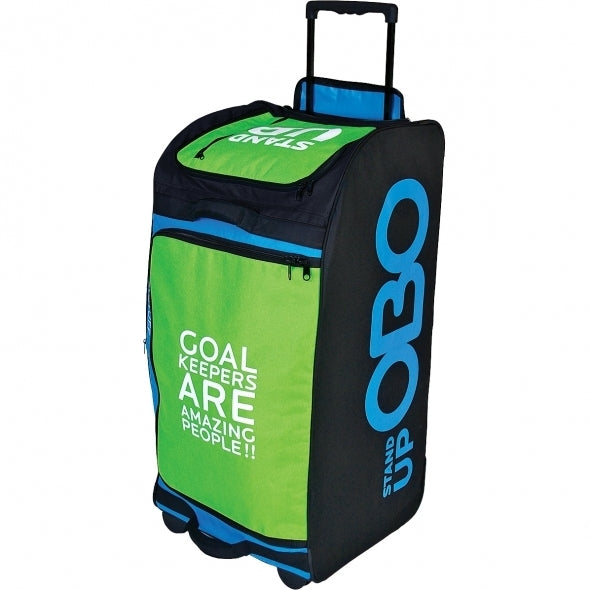 OBO STAND UP WHEELIE GK BAG