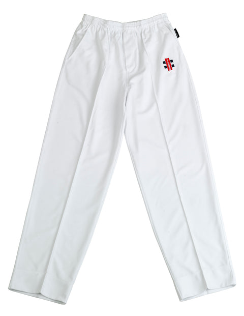 GRAY NICOLLS ELITE TROUSERS WHITE