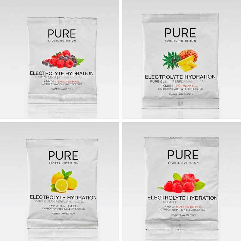 PURE ELECTROLYTE HYDRATION 42G SINGLE SERVE SACHET