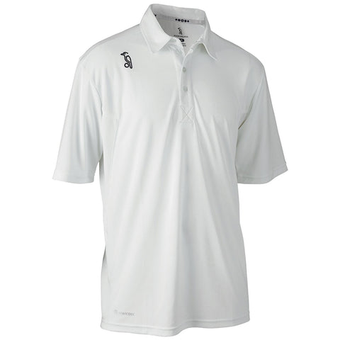 KOOKABURRA KB PLAYERS SHIRT (SHORT SLEEVE)