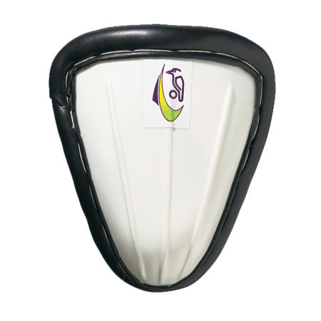 KOOKABURRA TEST PROTECTOR WHITE/BLACK