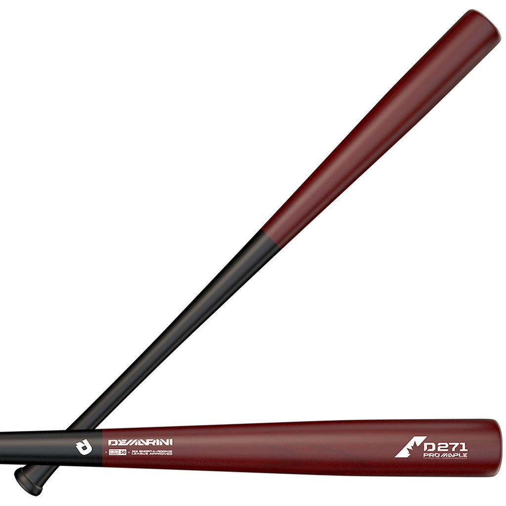 DEMARINI D271 PRO MAPLE WOOD COMPOSITE BASEBALL BAT