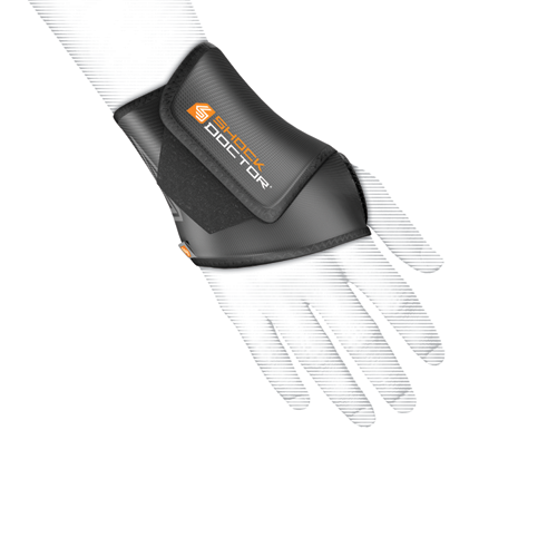 SHOCKDOCTOR WRIST SUPPORT LEFT HAND