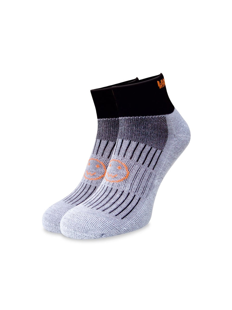 WACKY SOCK ANKLE BLACK