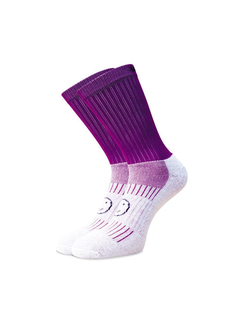 WACKY SOX CALF PURPLE