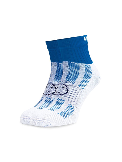 WACKY SOX ANKLE ROYAL