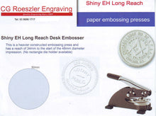 Embossing Seal Press