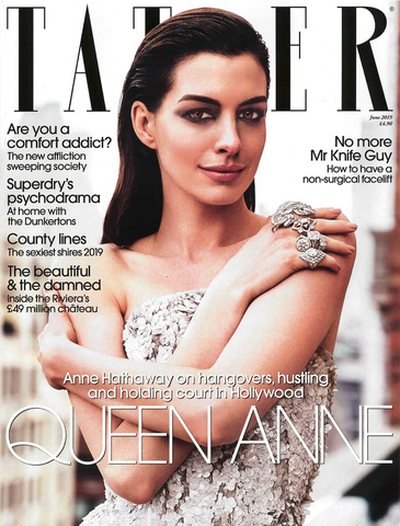 Tatler Magazine June 2019 Cover