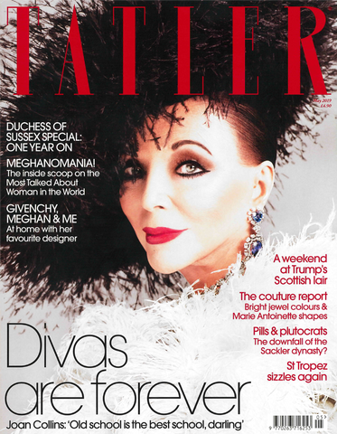 Tatler Magazine May 2019 Issue - Cover