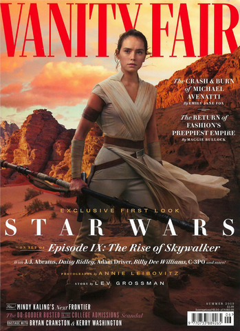 Vanity Fair Summer 2019 Issue - cover