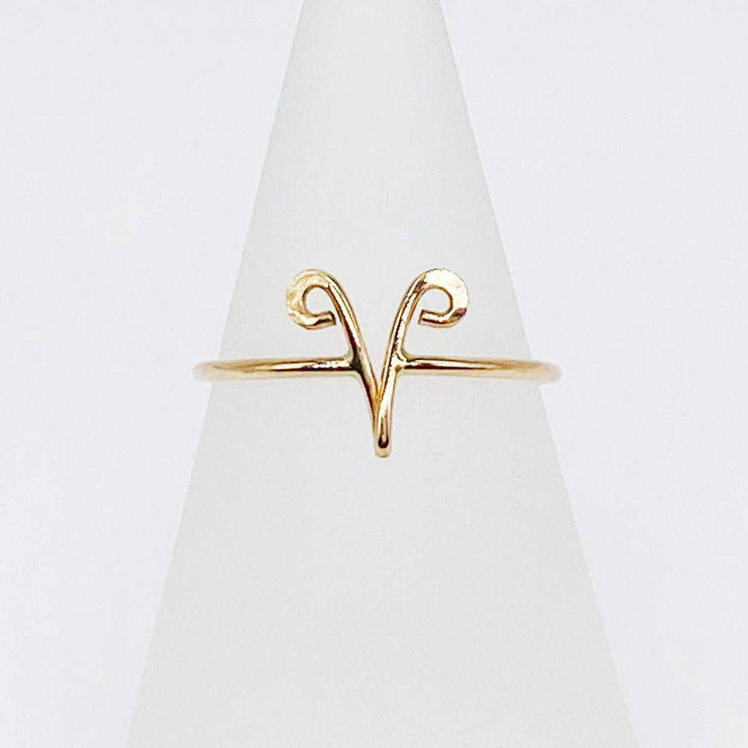 Aries Ring | 14kt Gold Filled Ring