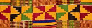 Kente Cloth Pattern Meanings