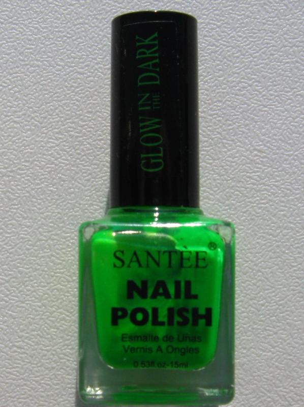 Green Glow-in-the-Dark Nail Polish – Irish You Were Here