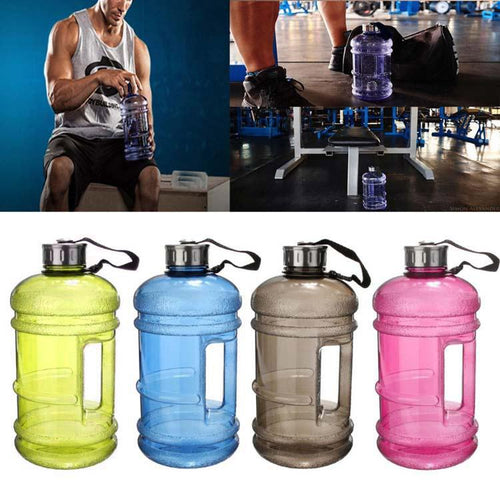 2.2L Portable Sports Water Bottle