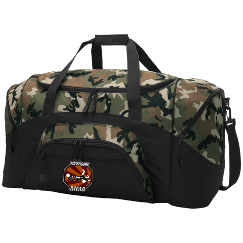 BG99 Port & Co. Colorblock Sport Duffel