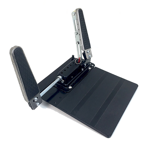 Portable Left Foot Accelerator Pedal