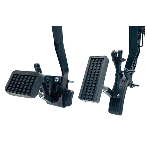 Able Motion Mobility --- PX 2.0 Black Pedal Enhancement Extender
