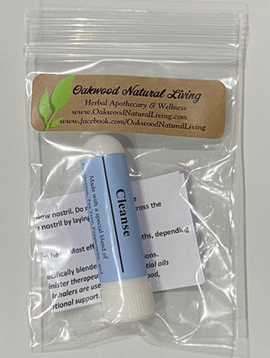Personal Inhaler -cleanse-
