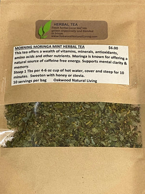 Herbal Tea - Morning Moringa