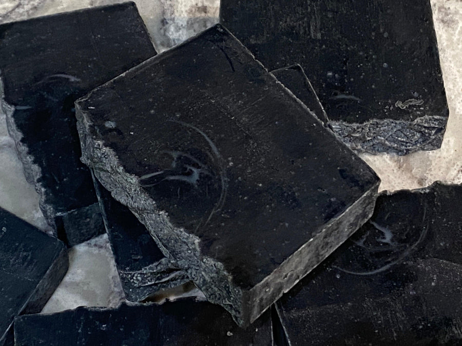 Bar Soap - Activated Charcoal