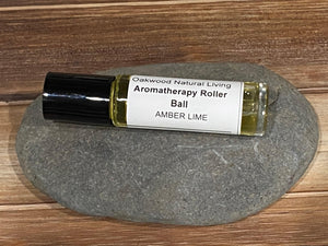 Aromatherapy Rollerball - Simple Blends -