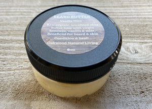 "Beard Butter ""Vanilla Mint"""
