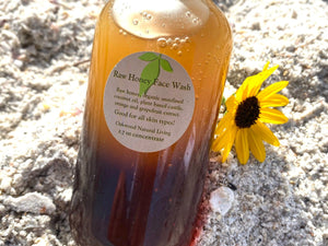 Raw Honey Face Wash