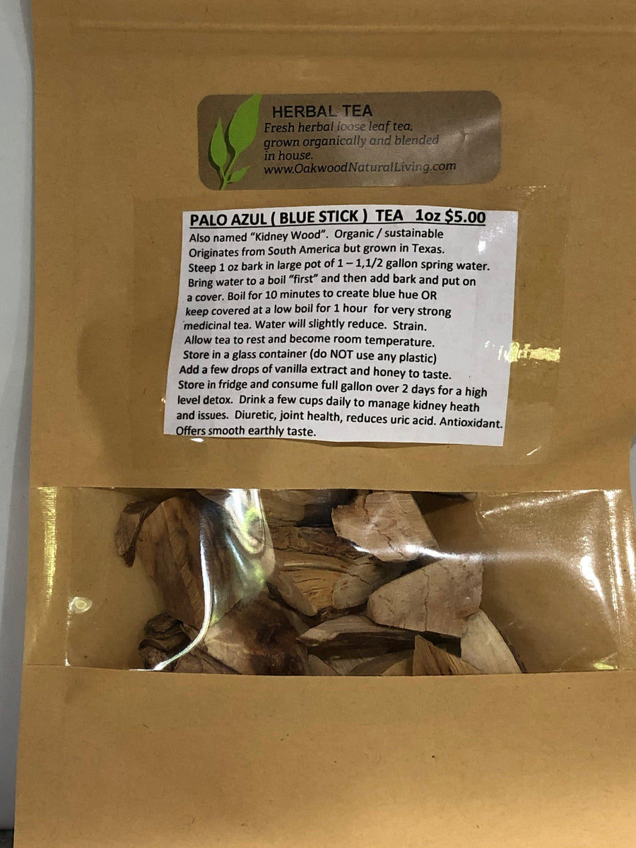 Herbal Tea - Palo Azul Detox