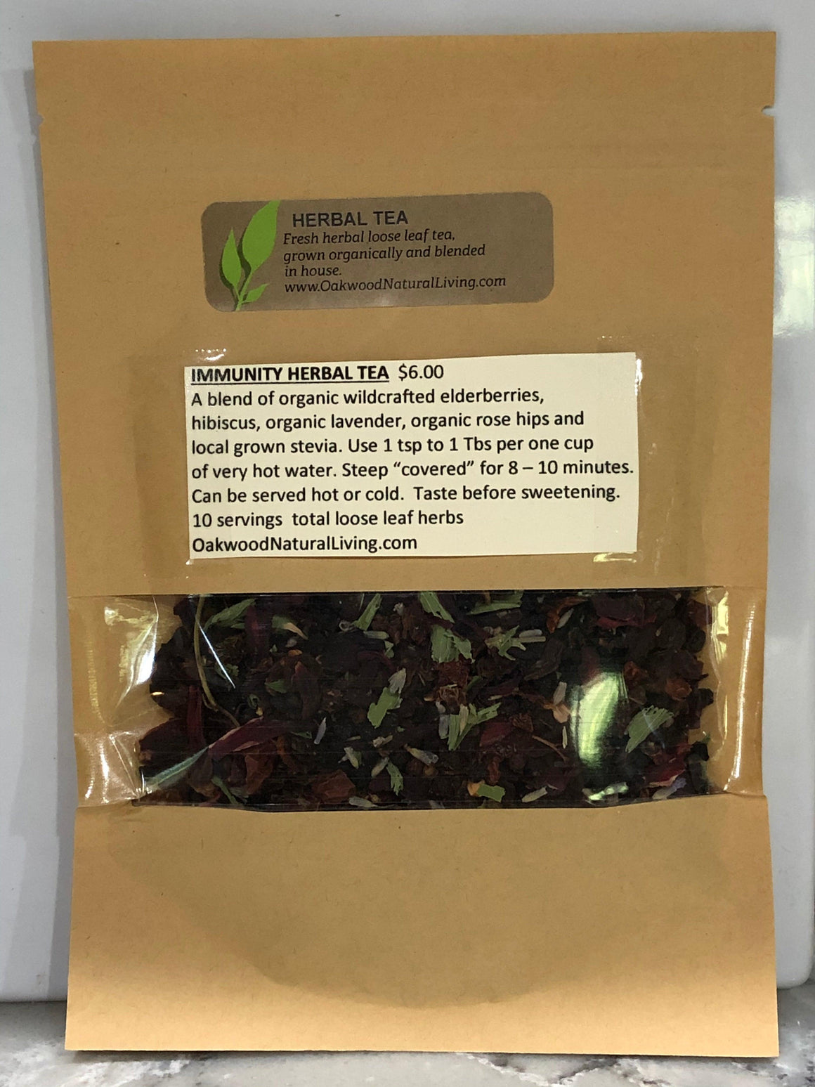 Herbal Tea - Immunity Blend