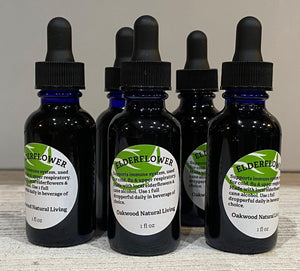 Tincture - Elderflower