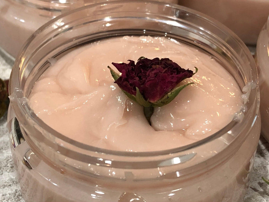 Rose Petal Face and Body Cream