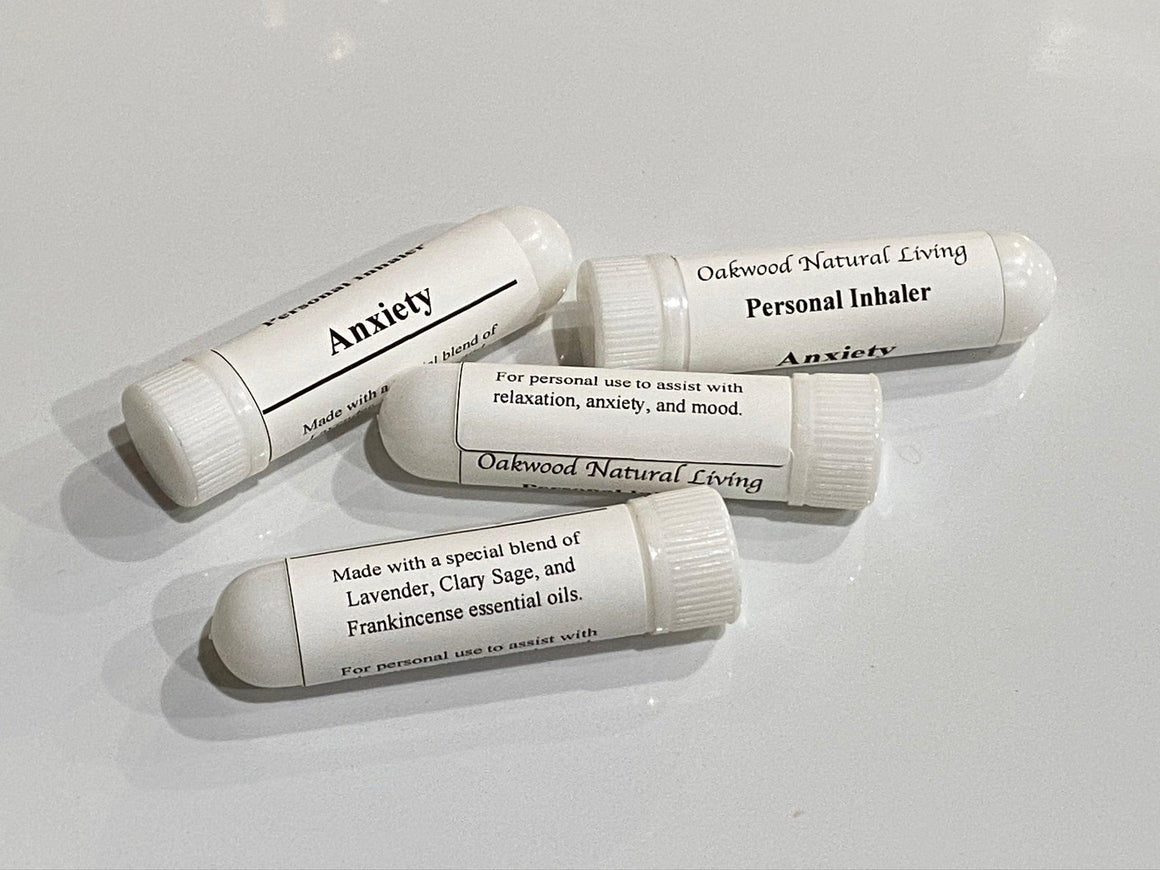 Personal Inhaler -Anxiety-