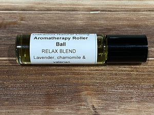 Aromatherapy Rollerball - Relax